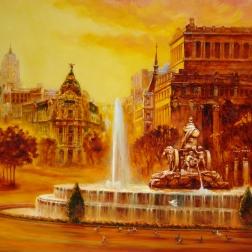 Cibeles y Edificio Metropolis